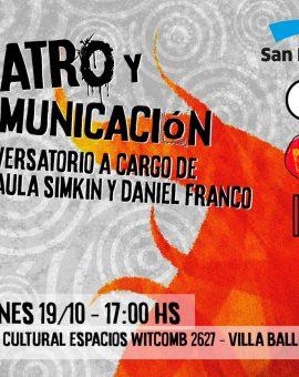 Teatro y Comunicación